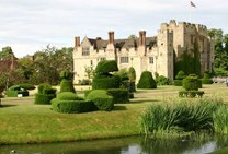 Exhibition at Hever castle